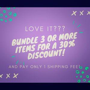 We love bundles! ❤️